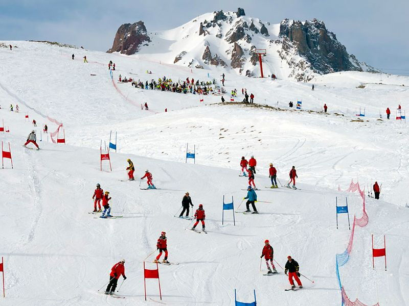 10 Winter Holiday Winter Tourism Center may be made in Turkey