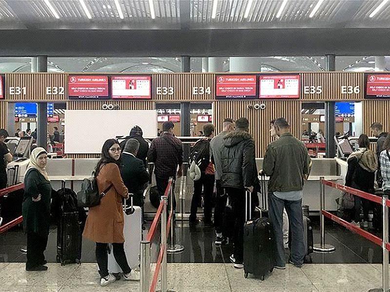 Algeria visa exemption from Turkey