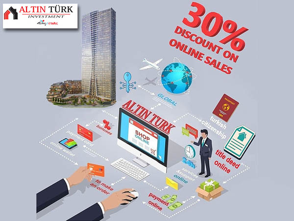 Buy a property online and get discount up to 30%>