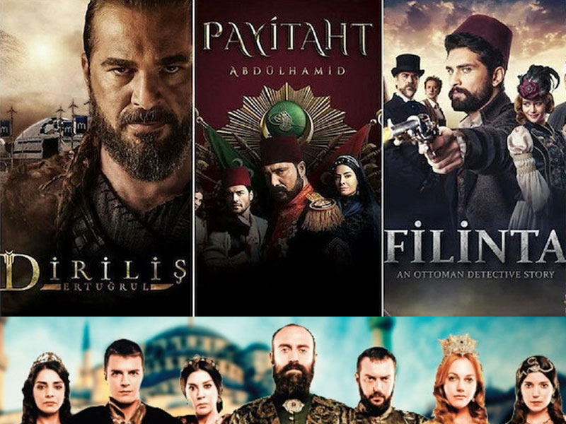 The success of the Turkish series ... an inspiration for the makers of digital games