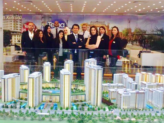 Altın Türk investment Agreeded with Avrupa konutları and Toki goverment Projects sales representives in all middle east and europ