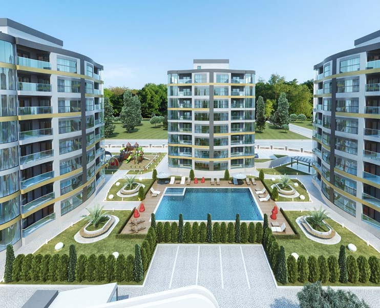 Izmir Luxury Project Ready to Move