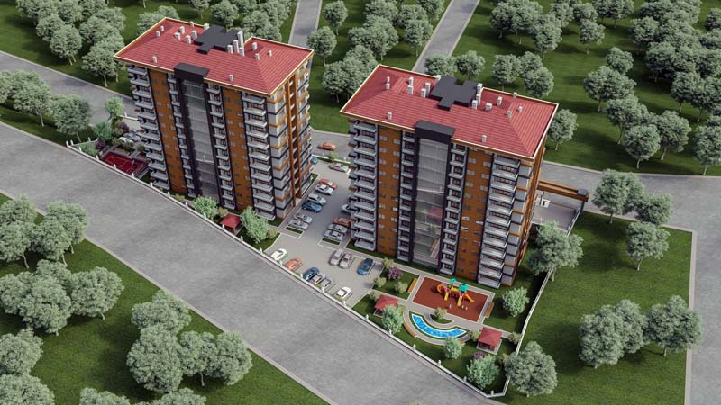 Trabzon Near to Finish Project  Starting price    360.000 TL