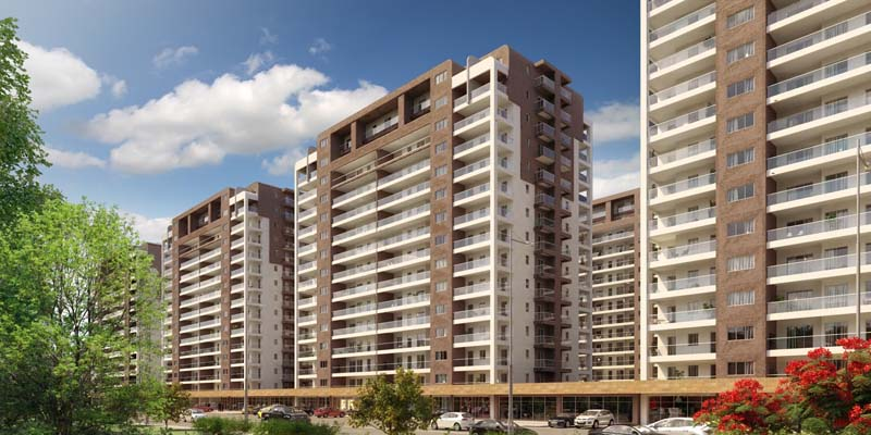 Bursa, Osmangazi  Residencial Apartment Stating Price  337.500 TL