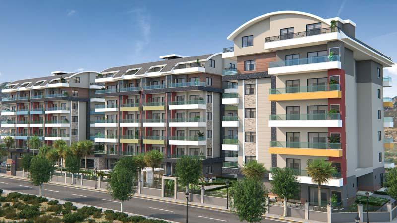 Alanya, High Quality Luxury Houses