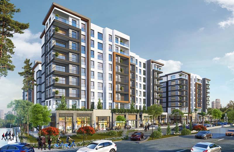 Istanbu, ATAKENT, Residence Project
