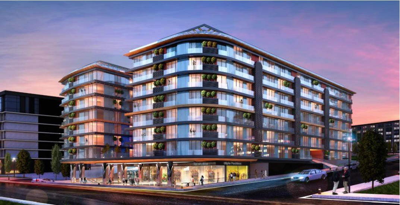 Beyoğlu / Istanbul, Resident Apartment from 794.750 TL