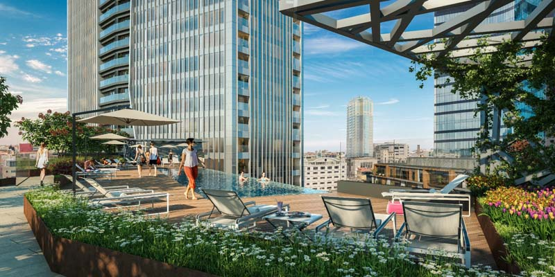 Istanbul, Luxury Apartments Best Choice for Turkish Citizenship