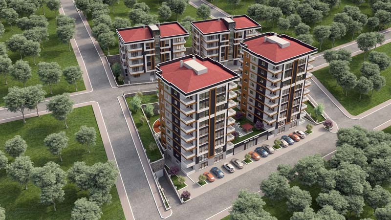 Trabzon Residential Project Starting Price 380.000 TL