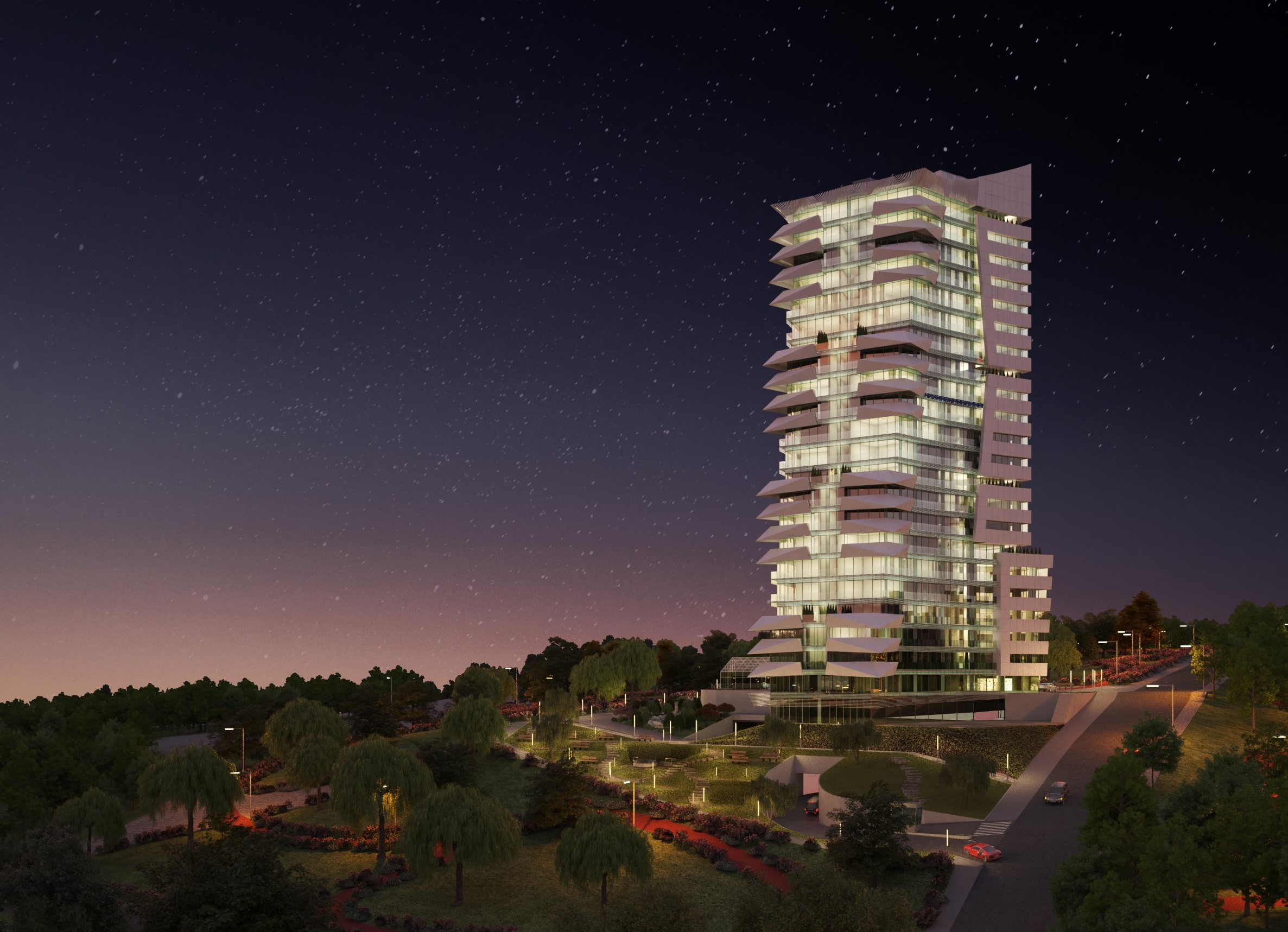 Luxury Apartments for Sale in Ataşehir, Istanbul