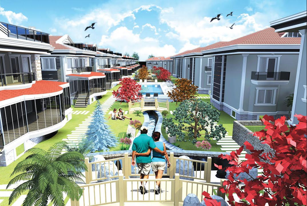 Luxury Villas Silivri Istanbul Ready to Move
