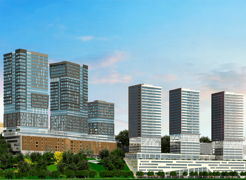 Luxury Apartments for Sale in Istanbul, Kadıköy Suitable for Investment