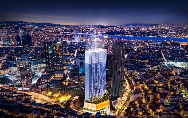 Luxury Apartments for Sale in Istanbul Şişli