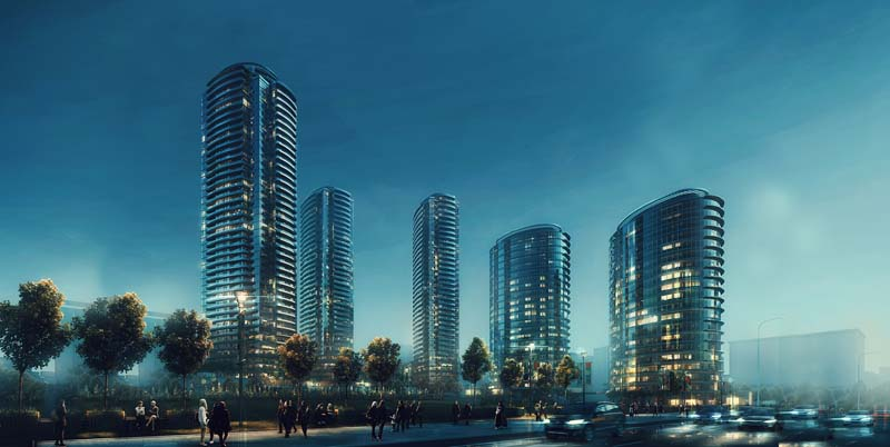 Istanbul, Kartal, Residential Luxury projects with princess Island view + Bank Guaranty