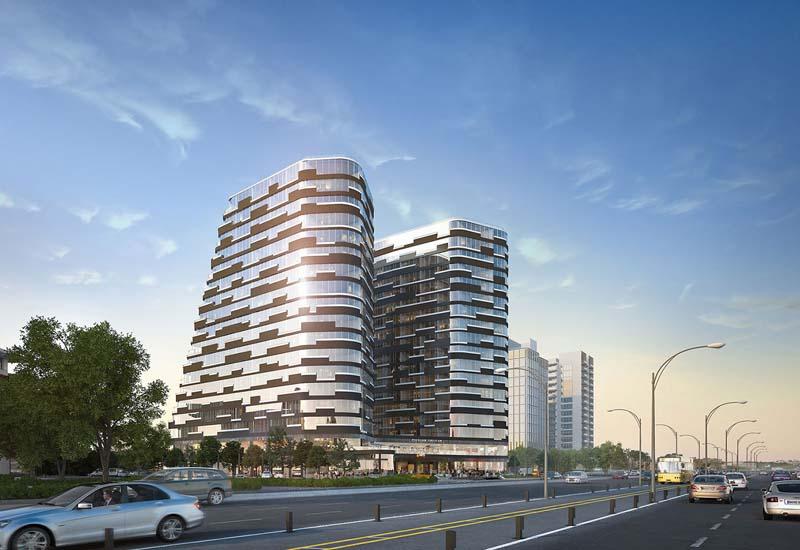 Istanbul, Atakoy Luxury Residential Apartments