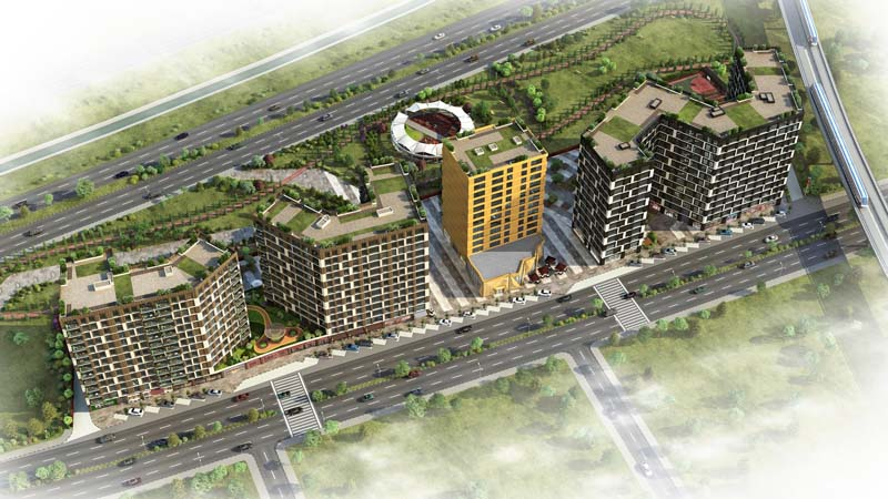 Istanbul, Kucukcekmece, %8 Guaranteed Rental Opportunity For Those Who Want To Invest