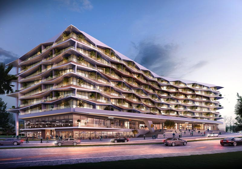 Luxury Apartment for Invest in Beyoğlu Istanbul